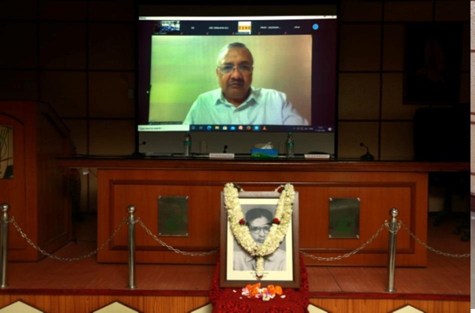 7th P.B. Sarkar memorial lecture by Dr. Ashwini K. Agrawal, IIT- Delhi (virtual mode)